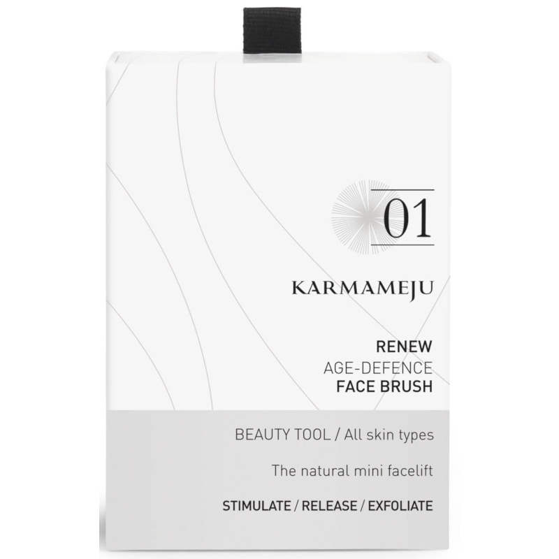 Karmameju RENEW Age-Defence Face Brush 01
