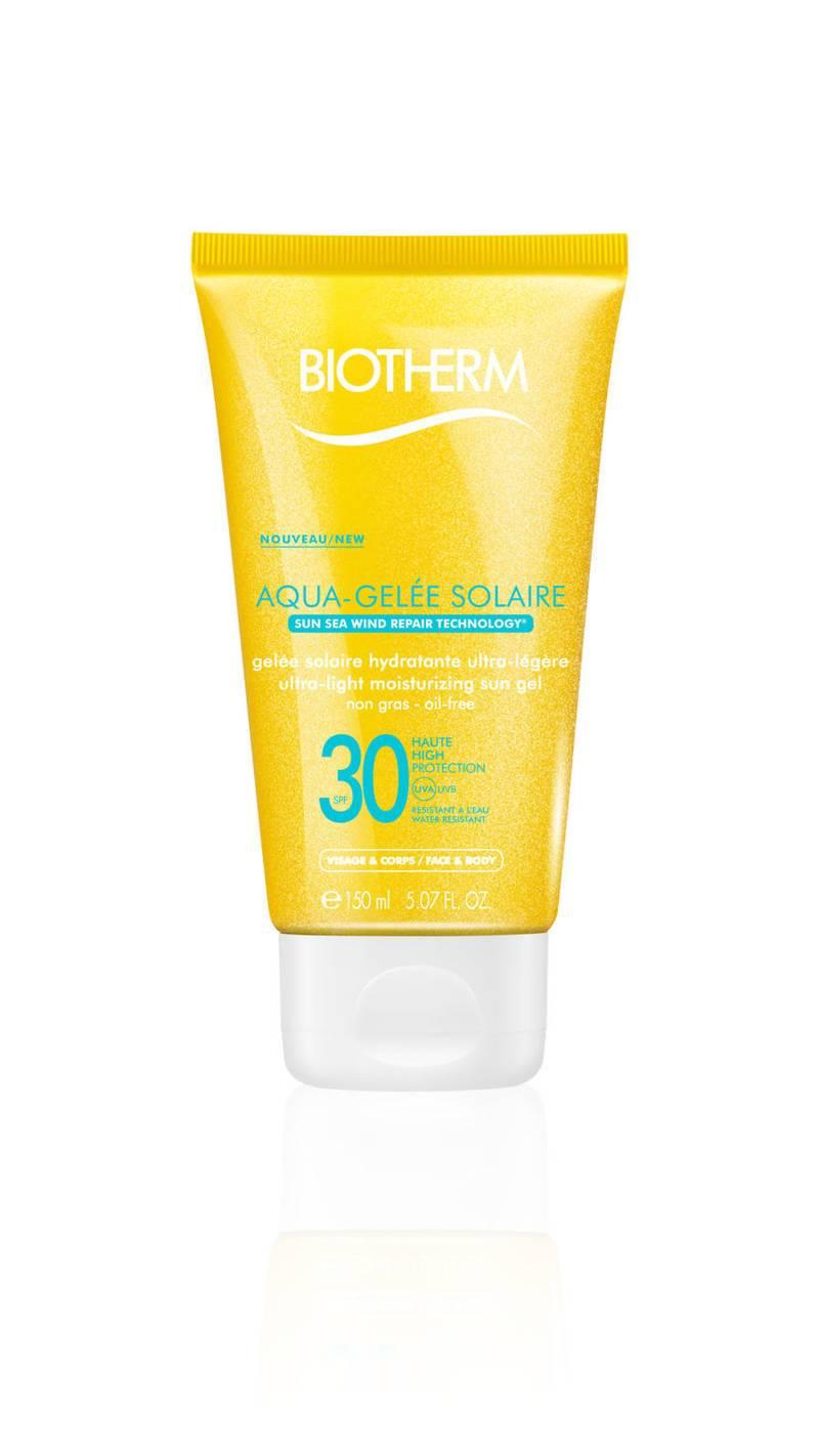 Biotherm Aqua-Gelée Solaire SPF 30 Zonnecreme 150 ml