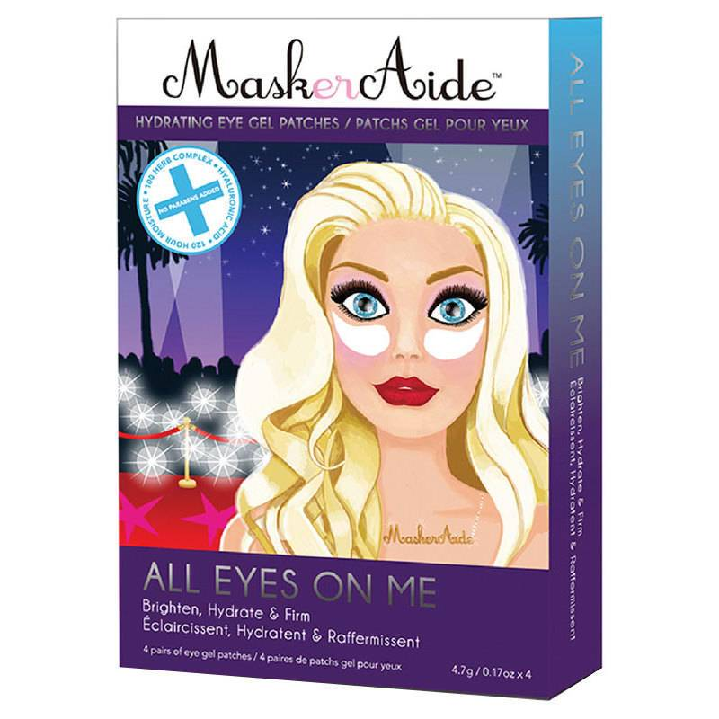MaskerAide All Eyes On Me 4 Behandlinger (US)