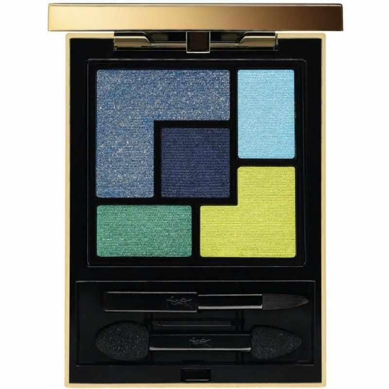 YSL Couture Palette – 10 Lumieres Majorelle U