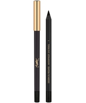YSL Dessin Du Regard Waterproof Eye Pencil 1,3 gr. - 1 Noir Effronté