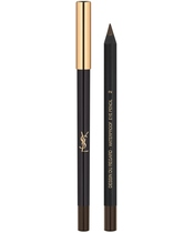 YSL Dessin Du Regard Waterproof Eye Pencil 1,3 gr. - 2 Brun Danger