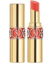 YSL Rouge Volupté Shine Lipstick 4 ml - 14 Corail In Touch