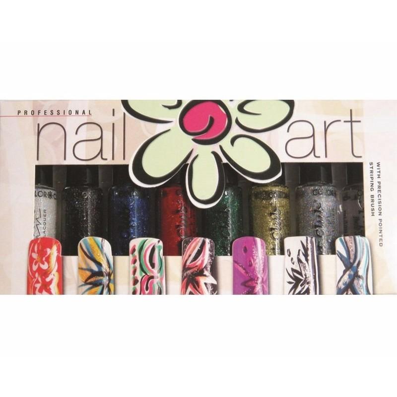 Nail diva nail art pen kit glitters us - Diva nails and beauty ...