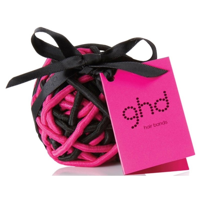 ghd Electric Pink Hair Band Ball Stot Brysterne Edition GHD