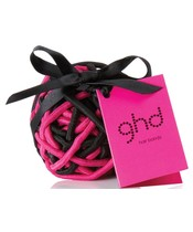 ghd Electric Pink Hair Band Ball (Støt Brysterne Edition)