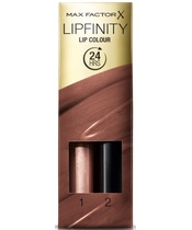 Max Factor Lipfinity Lip Colour 24 Hrs - 200 Caffeinated (U)