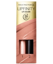 Max Factor Lipfinity Lip Colour 24 Hrs - 006 Always Delicate