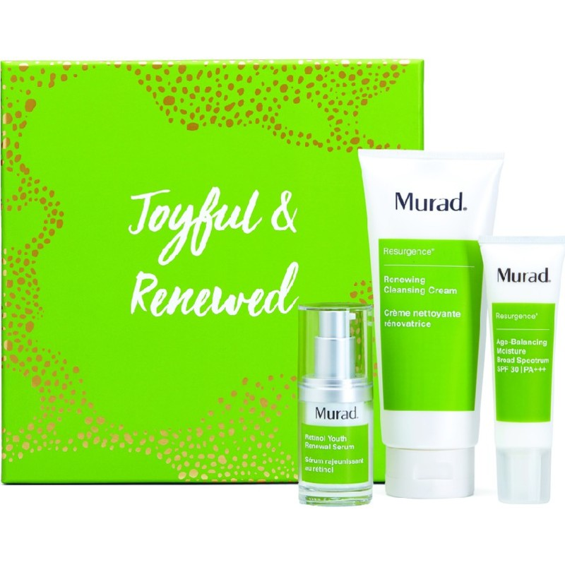 Murad Resurgence Joyful & Renewed Limited Edition Murad
