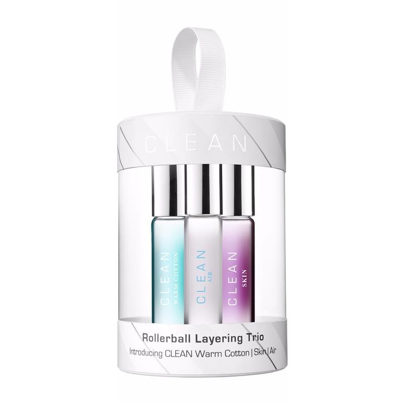 Foto van Clean Perfume Rollerball Layering Trio 3 x 5 ml U