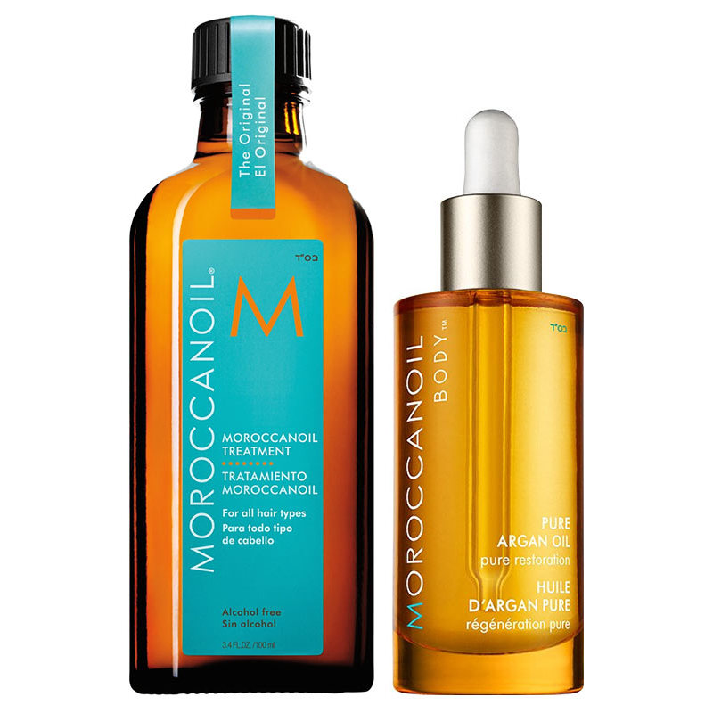 MOROCCANOIL® Hair & Body Essentials - Regular