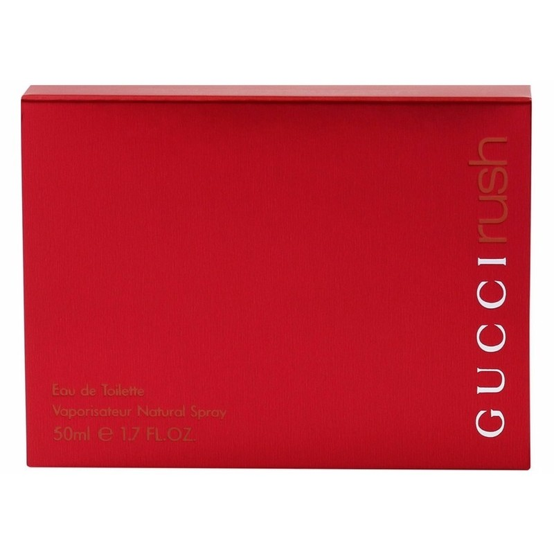 Gucci Rush Eau De Toilette Spray Vrouw 50ml
