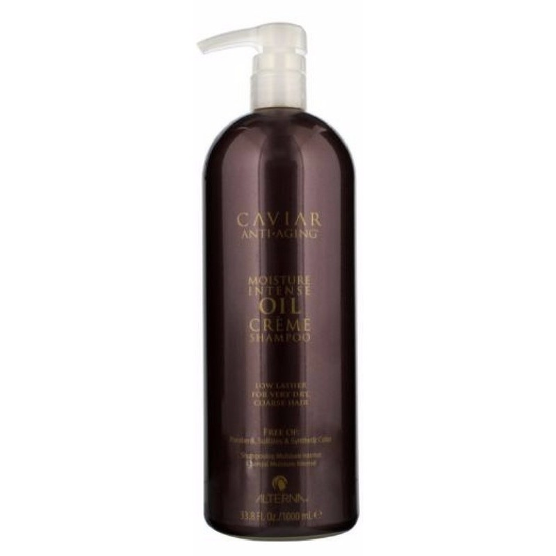 Alterna Caviar AntiAging Moisture Intense Oil Creme Shampoo 1000 ml Alterna