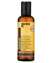 Natural World Chia Seed Oil Anti-Gravity Oil For Fine Hair 100 ml
