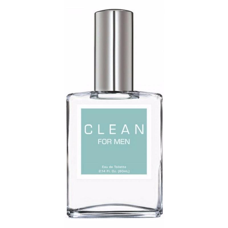 Foto van Clean Perfume For Men EDT 60 ml U