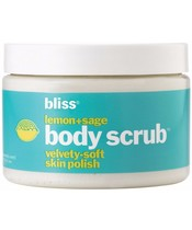 Bliss Lemon + Sage Body Scrub 340 gr.