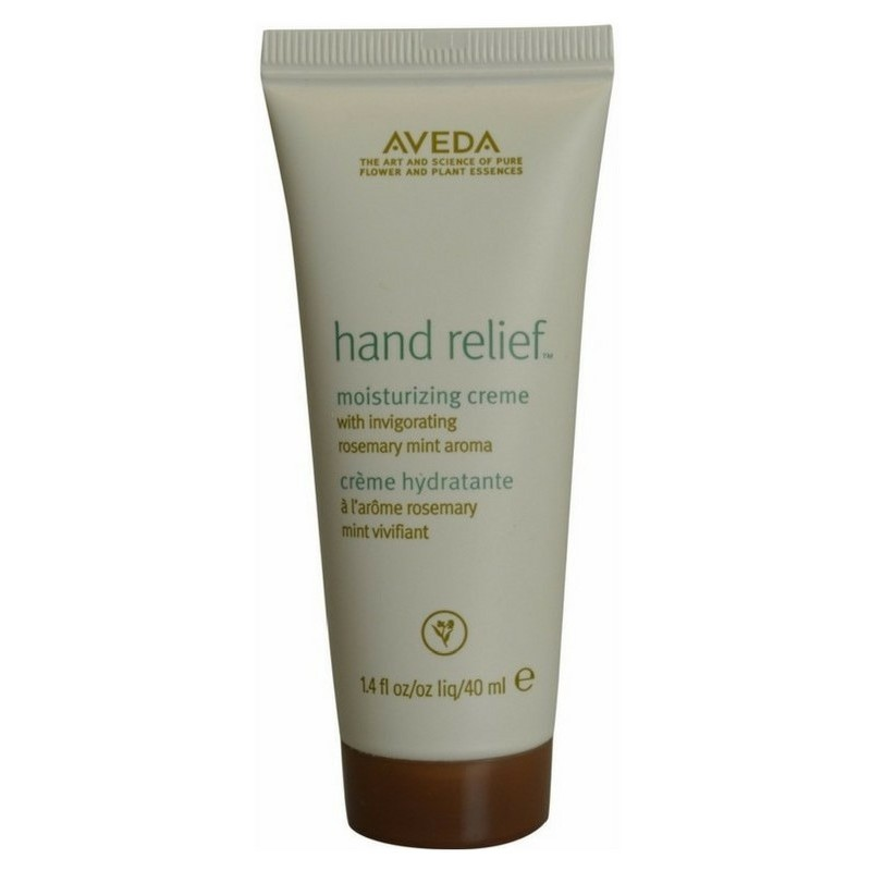 Aveda Hand Relief Moisturizing Creme With Rosemary Mint Aroma 40 ml
