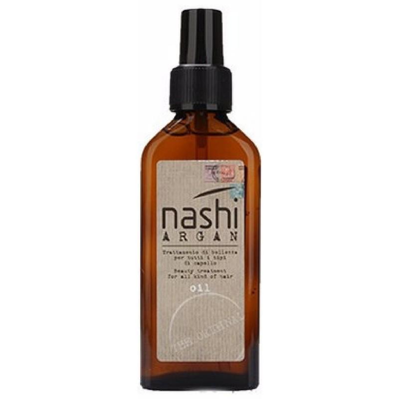 Nashi Argan Oil Beauty Treatment For All Kind Of Hair 100 Ml