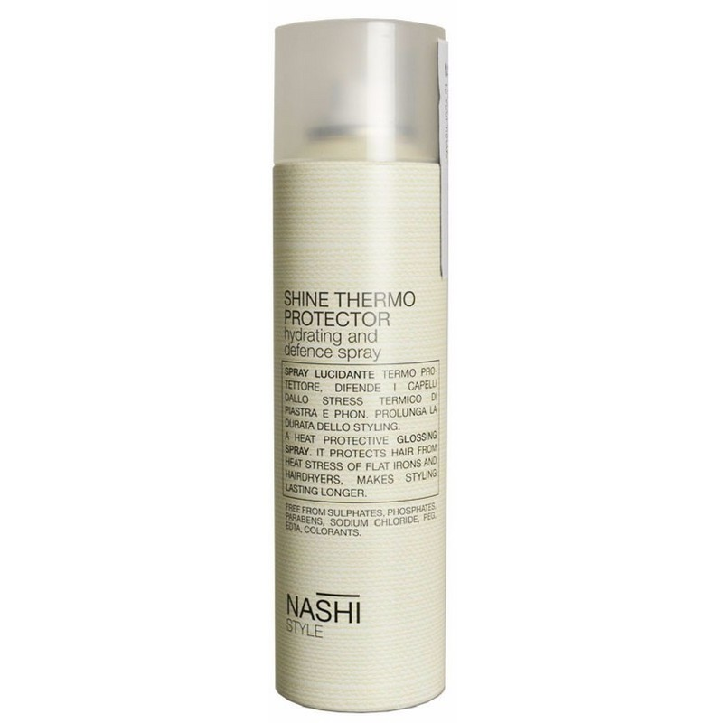 Nashi argan Nashi style smoother hydrating and softner 150 ml på nicehair.dk