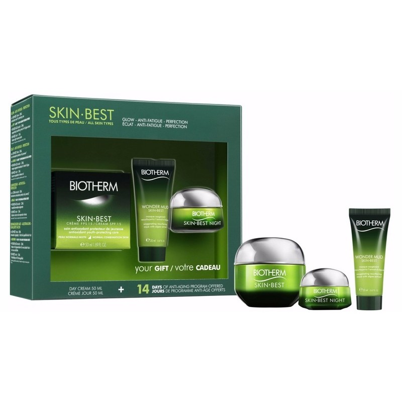 Biotherm Skin Best All Skin Types Gift Set Limited Edition