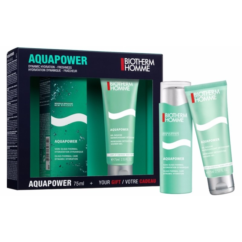 Biotherm Homme Aquapower NormalCombination Skin Gift Set Limited Edition