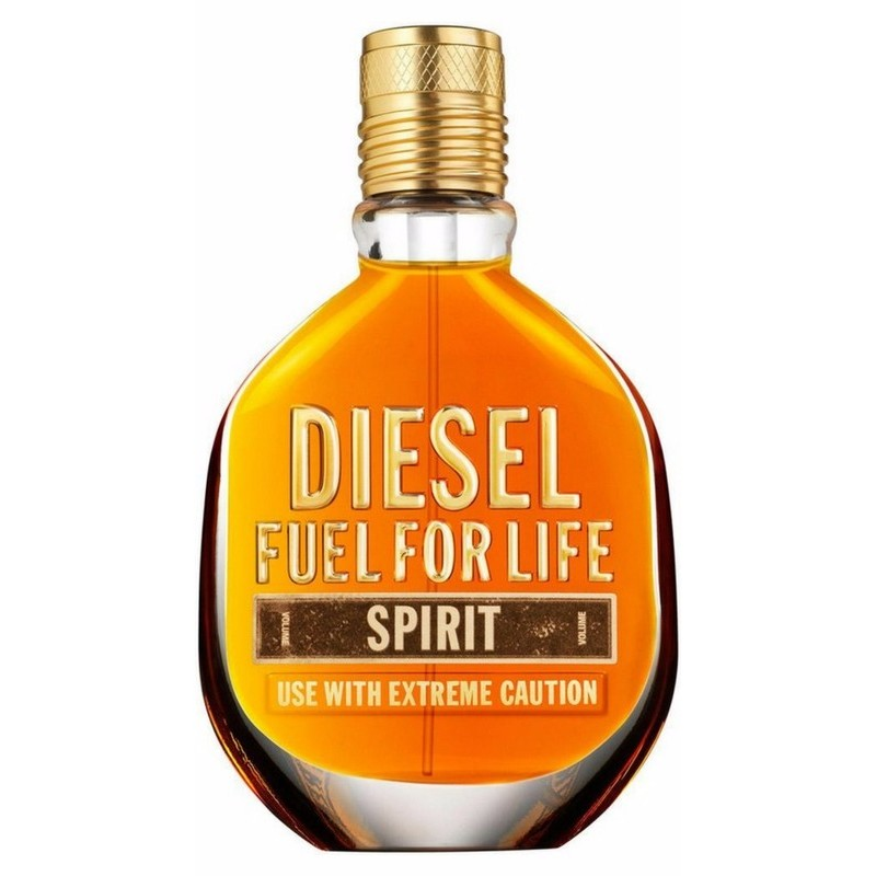 diesel fuel for life spirit pour homme edt 125 ml u. Black Bedroom Furniture Sets. Home Design Ideas