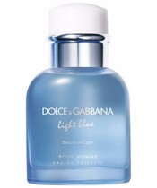 Dolce & Gabbana Light Blue Beauty Of Capri Pour Homme EDT 75 ml