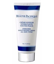 Beauté Pacifique Enriched Moisturizing Creme All Skin Types 50 ml (Tube)