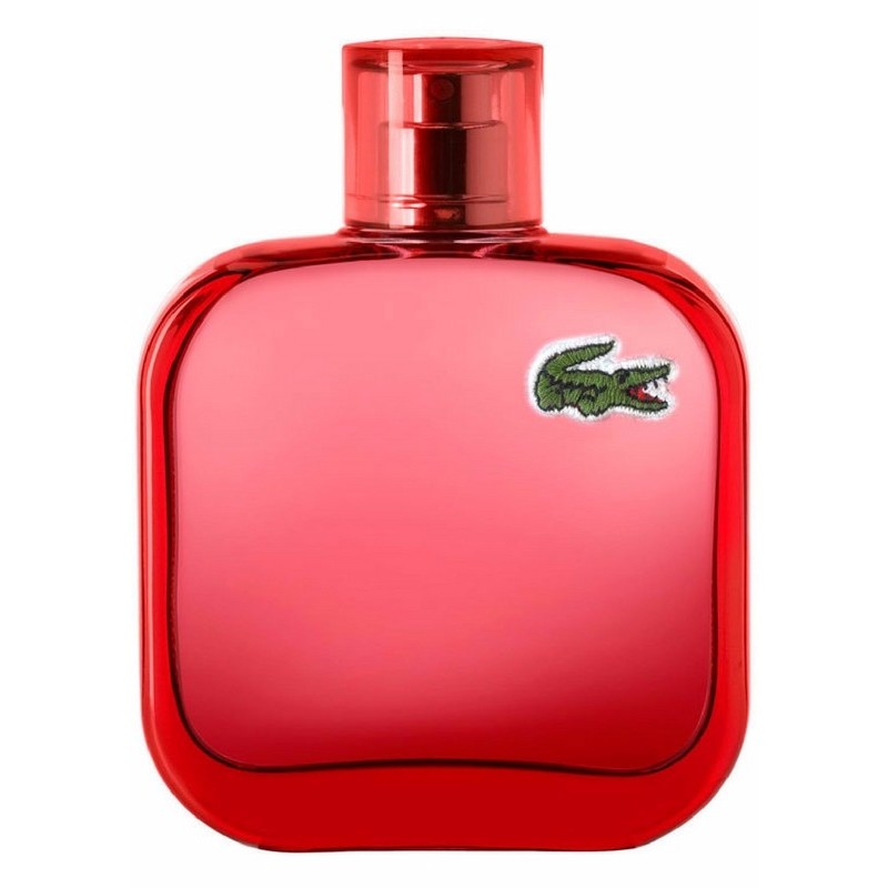 Lacoste L 1212 Eau De Lacoste Rouge Energetic Red For Men EDT 50 ml Lacoste