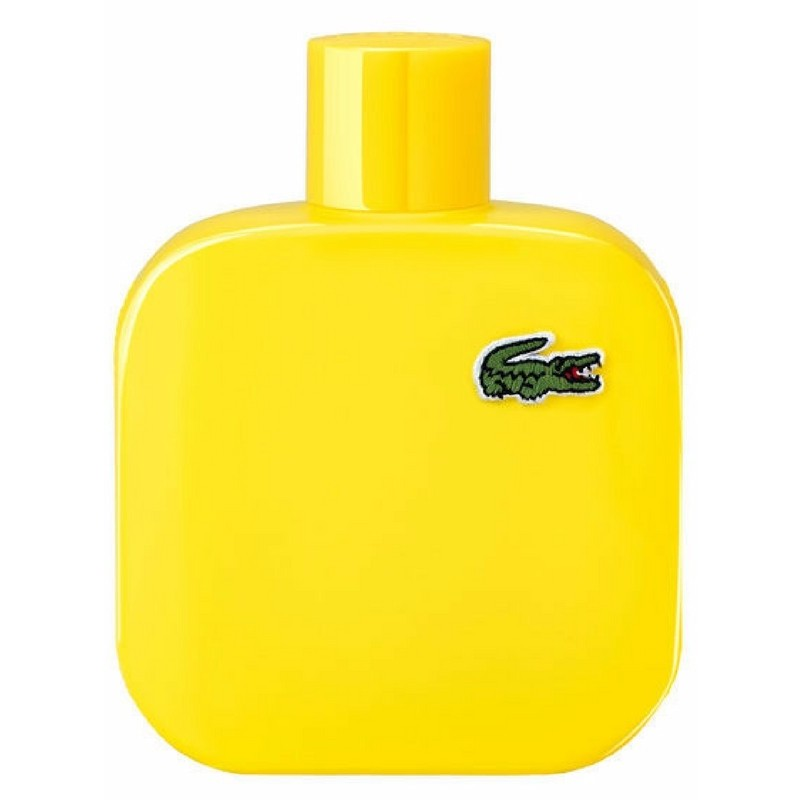Lacoste L 1212 Eau De Lacoste Jaune Optimistic For Men EDT 100 ml Lacoste