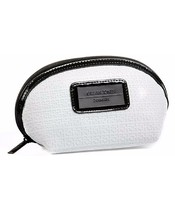 Gillian Jones Purse Spa Oval Make-up White 3124 The Tide