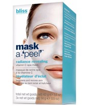 Bliss Mask A-Peel Radiance Revealing Rubberizing Mask 3 x 14 gr.