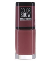 Maybelline Color Show 60 Seconds Neglelak 7 ml - 17 Smoky Rose