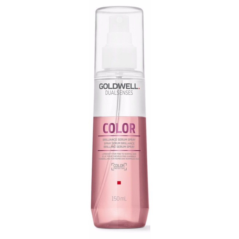 goldwell dualsenses color brilliance serum spray 150 ml. Black Bedroom Furniture Sets. Home Design Ideas