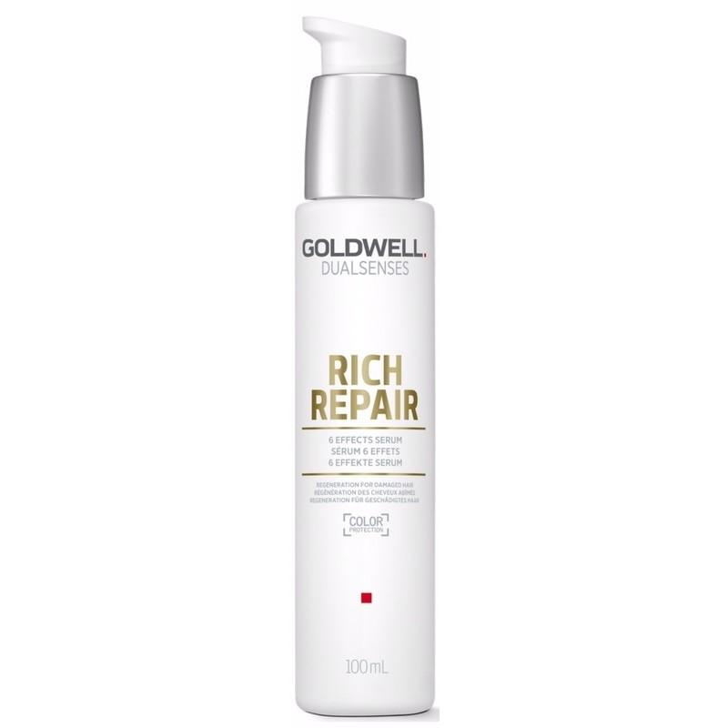 Goldwell Dualsenses Rich Repair 6 Effects Serum 100 ml thumbnail