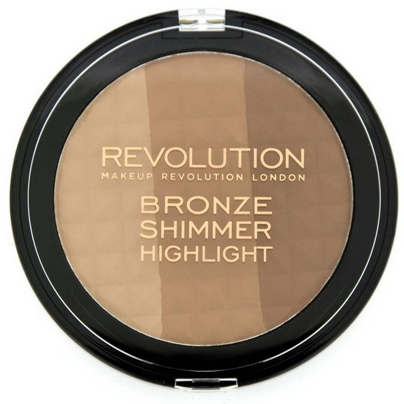 Makeup revolution – Makeup revolution vivid baked blush 6 gr - bang bang youre dead fra nicehair.dk