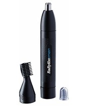 Babyliss For Men Nose And Eyebrow Trimmer (E652E)