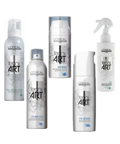 4 x L'Oreal Tecni Art Styling - Vælg Selv