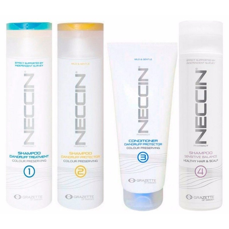 4 x Neccin - Choose Products