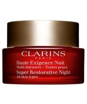Clarins Super Restorative Night All Skin Types 50 ml