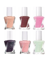 4 x Essie Gel Couture Nail Polish 13,5 ml - Choose Products