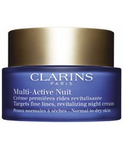 Clarins Multi-Active Nuit Normal To Dry Skin 50 ml