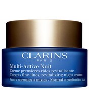 Clarins Multi-Active Nuit Normal To Combination Skin 50 ml