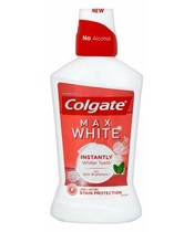 Colgate Max White Mouthwash 500 ml