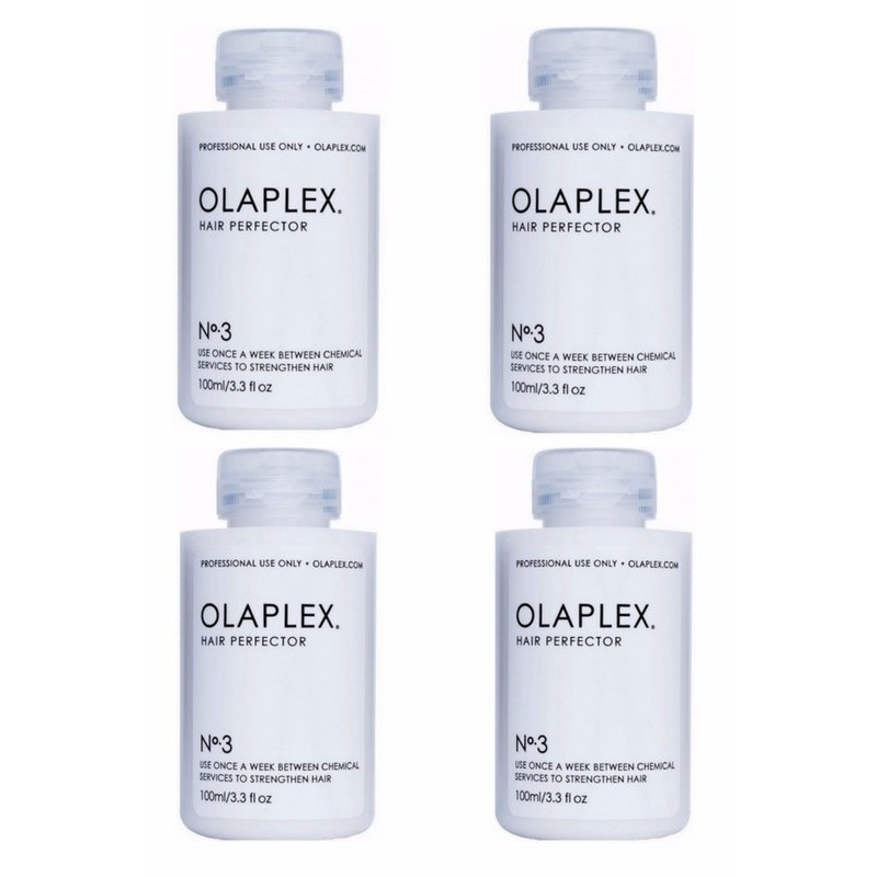 4 x Olaplex Hair Perfector NO.3 - 100 ml