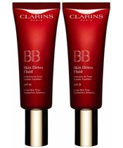 Clarins BB Skin Detox Fluid SPF 25 - 45 ml - Select Color