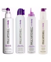 3 x Paul Mitchell Extra Body Styling - Choose Product
