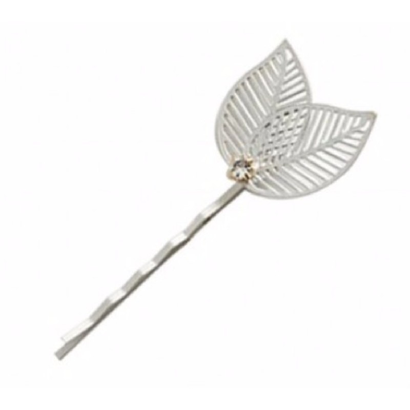 Everneed Rikke Hairpin Silver (1046) thumbnail