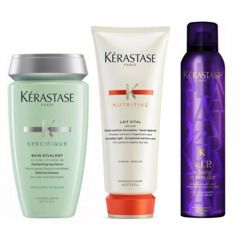 hårshampoo til fedtet hår