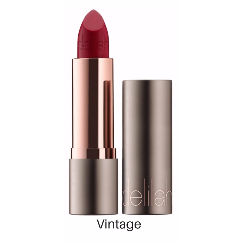 delilah Colour Intense Cream Lipstick 3,7 gr. - Select Color
